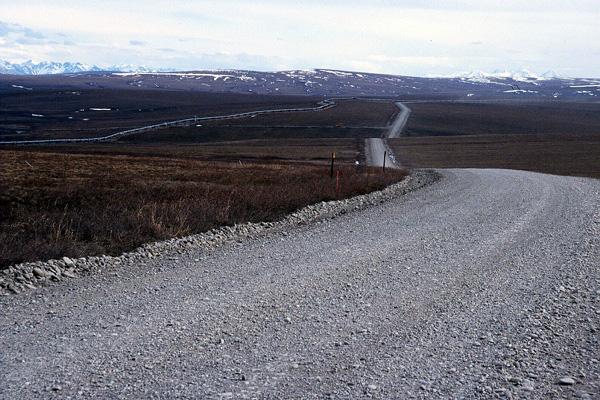 Driving The Quot Haul Road Quot To Deadhorse Alaska
